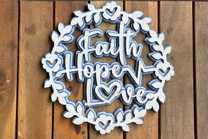 Faith & Hope & Love