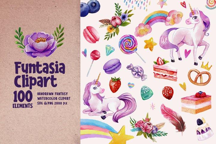 Funtasia Clipart