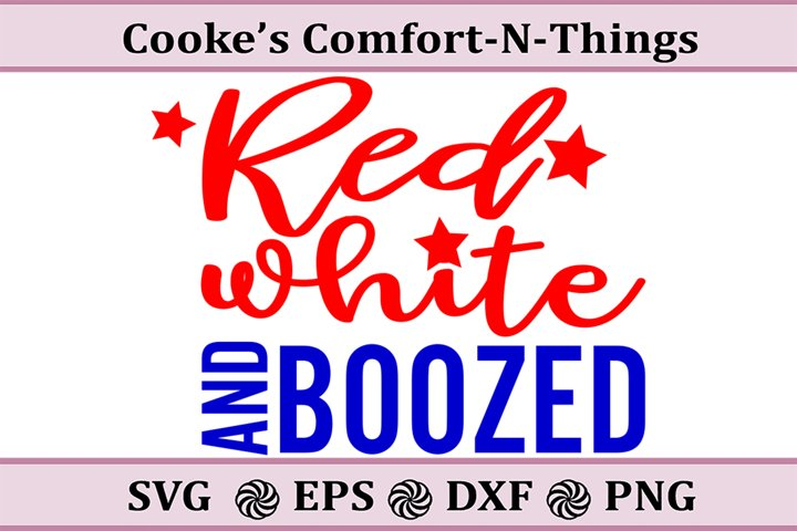 Red White and Boozed