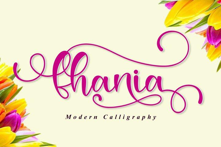 fhania