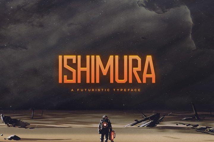 Ishimura Typeface