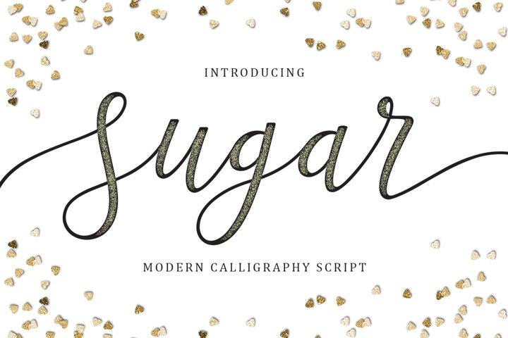 Sugar Script example