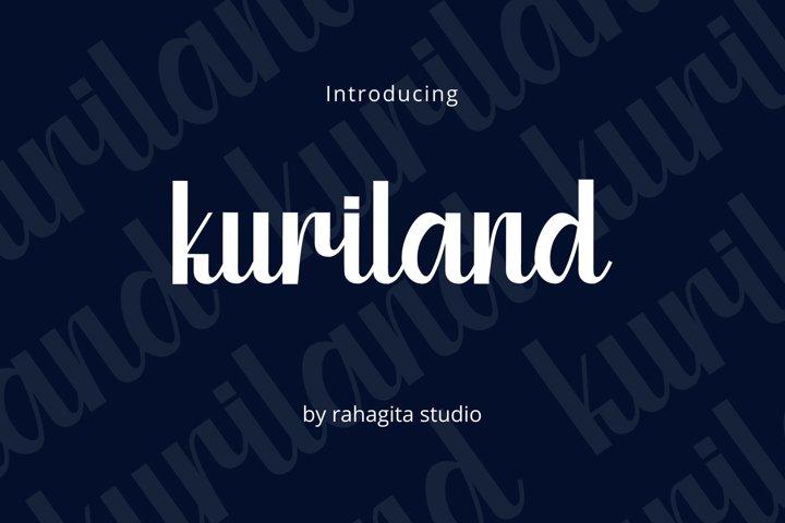 Kuriland