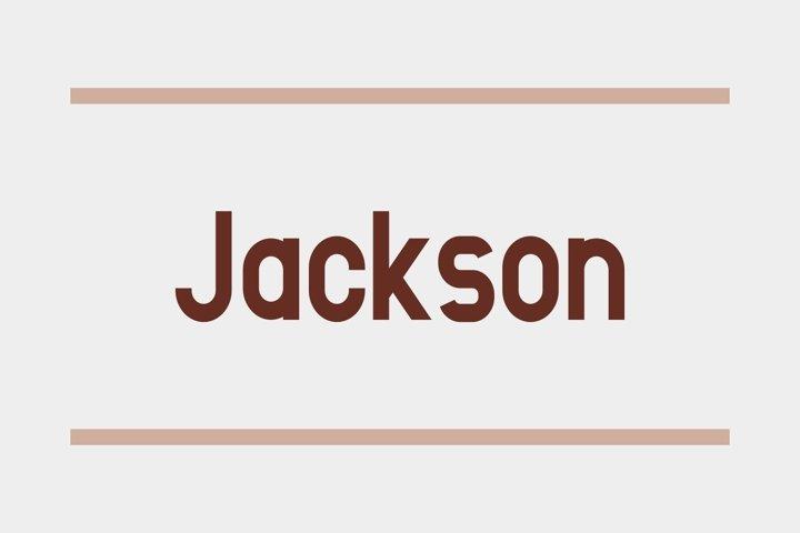 Jackson - 3 Styles Bundle