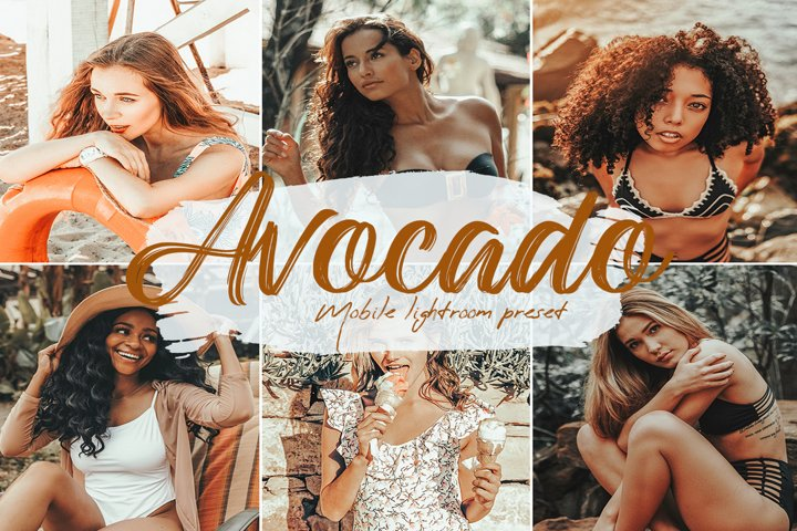 Avocado Lightroom Presets