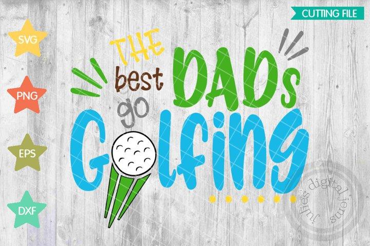 Download Golf Dad SVG, Golf Svg for cricut, Best Golfer SVG ...