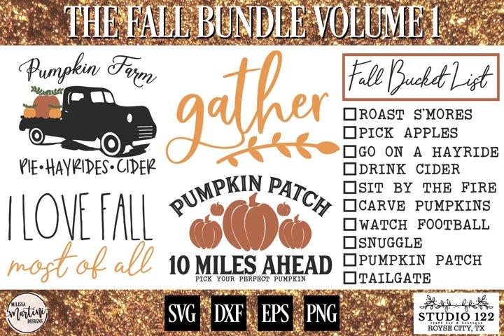 Fall Design Bundle