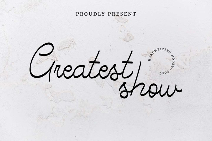 Greatest Show
