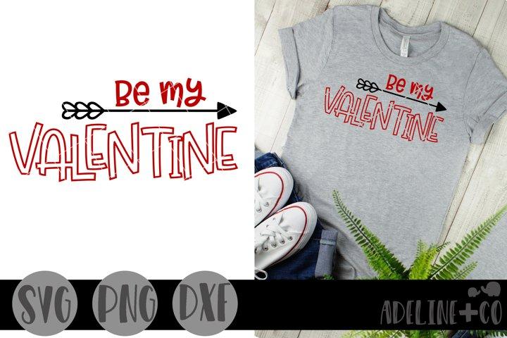 Be my valentine SVG PNG DXF, Valentines Day