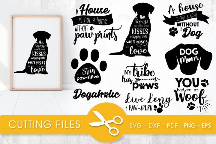 35+ Pet Rescue Bundle Of 2 Svg Png Eps Dxf Cutting Files Image