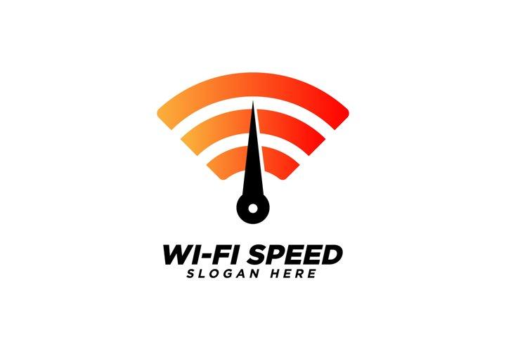 Wifi Speed Logo