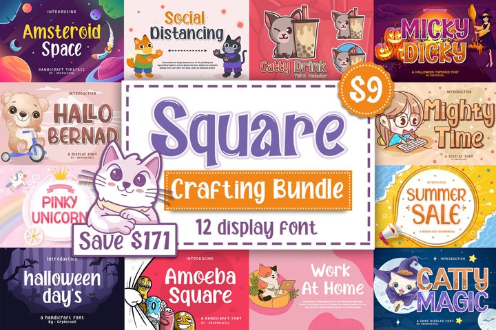 Square Bundle