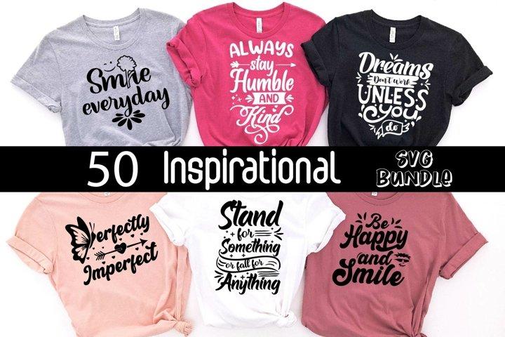 Inspirational Quotes SVG bundle, Inspirational svg cut file