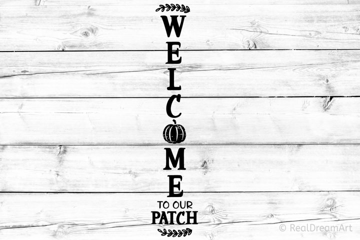 Welcome to Our Patch SVG, DXF, PNG, EPS