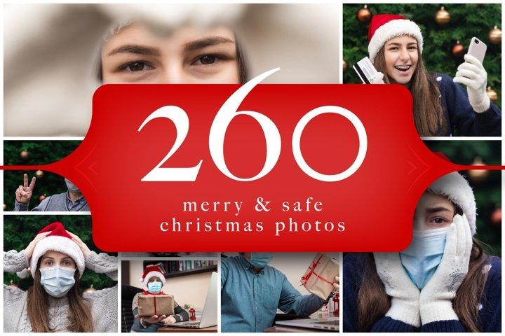 260 Merry and Safe Christmas Photos