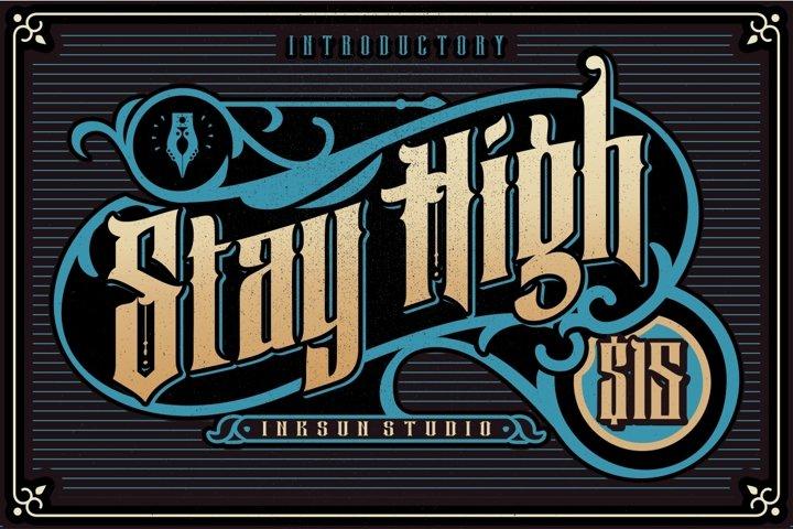 Stay High