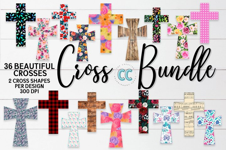 Beautiful Cross Bundle
