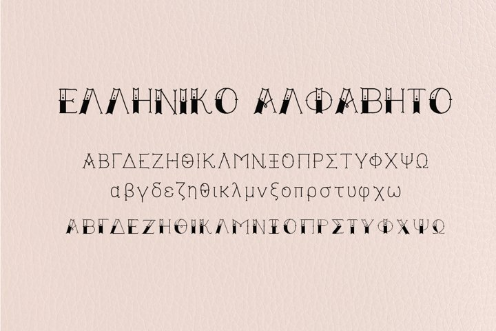 True Mama | Typeface Duo - Free Font of The Week Design3