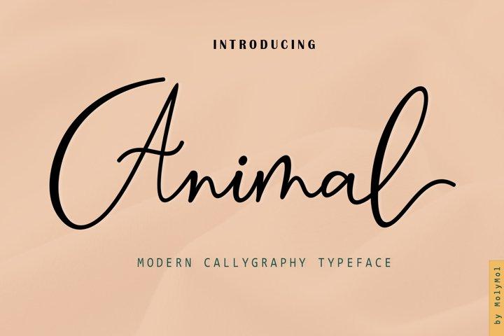 Animal Script