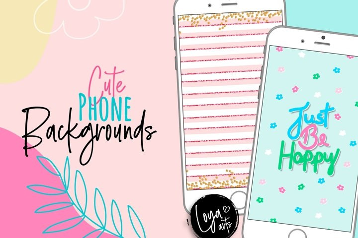 Glittery Phone Backgrounds