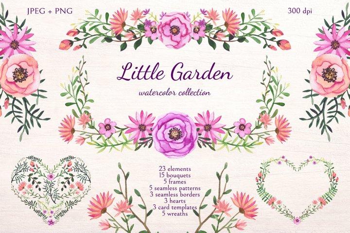 Little Garden example