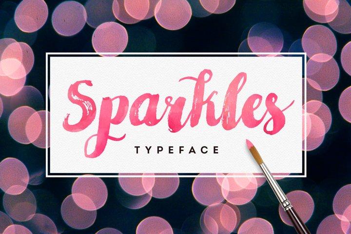 Sparkles Font