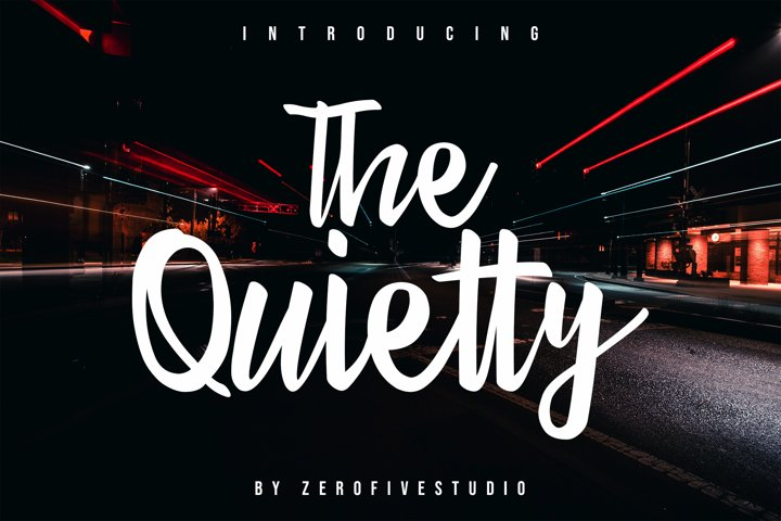 The Quietty