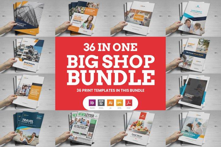 Big Shop Bundle - 36 in One