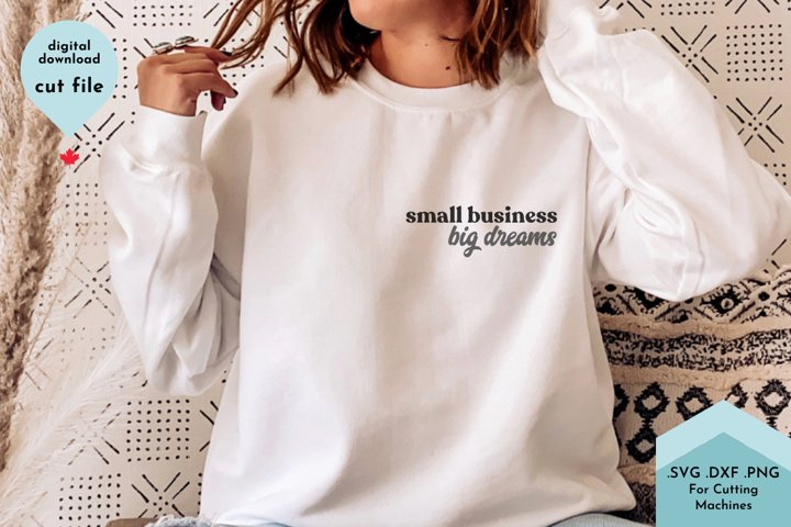 Business Owner SVG, Boss, Business Owner Shirt Cut File