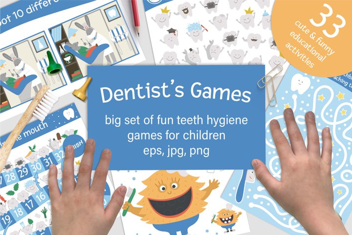 Dentists Games