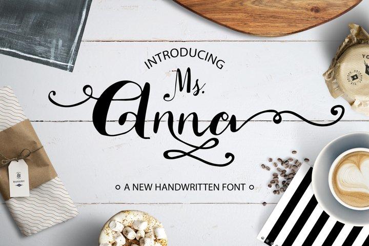 Miss Anna Script