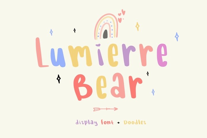 Lumierre Bear | Extra Doodles
