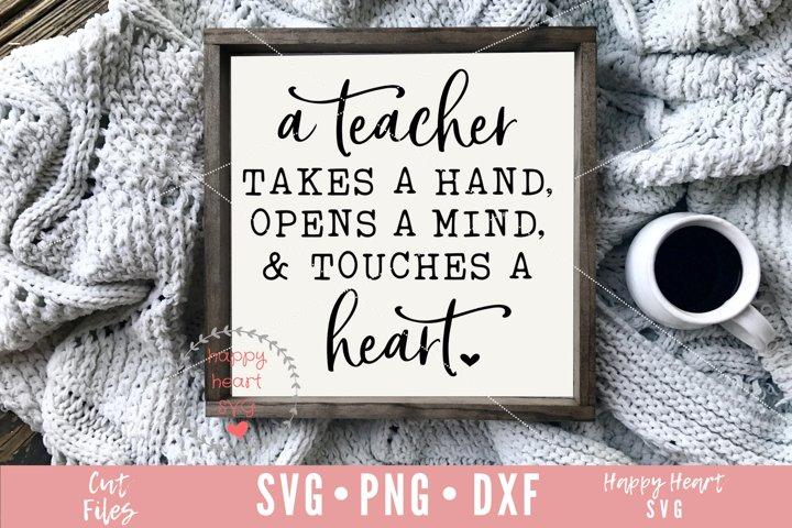 Teachers SVG - Teacher Quote SVG - Teacher Saying SVG