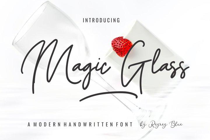 Magic Glass
