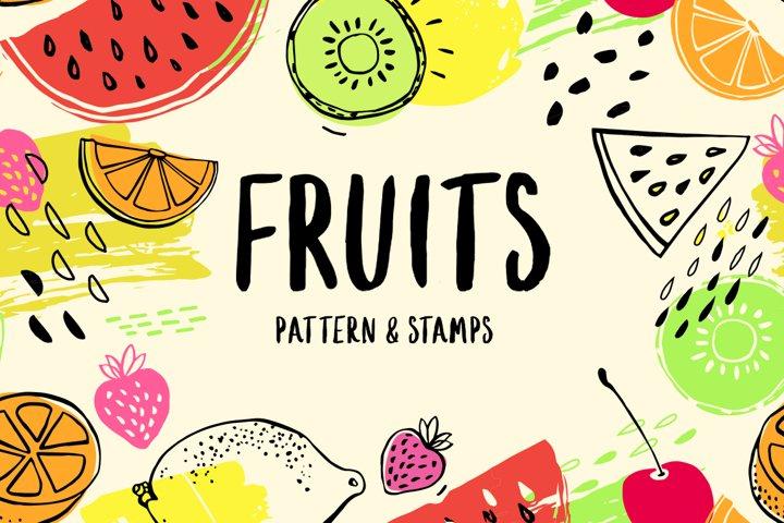 Summer Fruit set