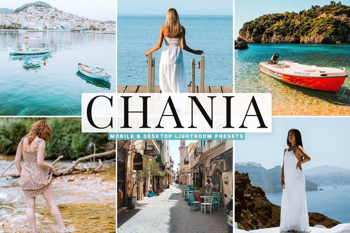 Chania Mobile & Desktop Lightroom Presets