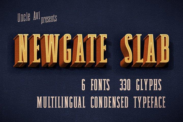 Newgate Slab
