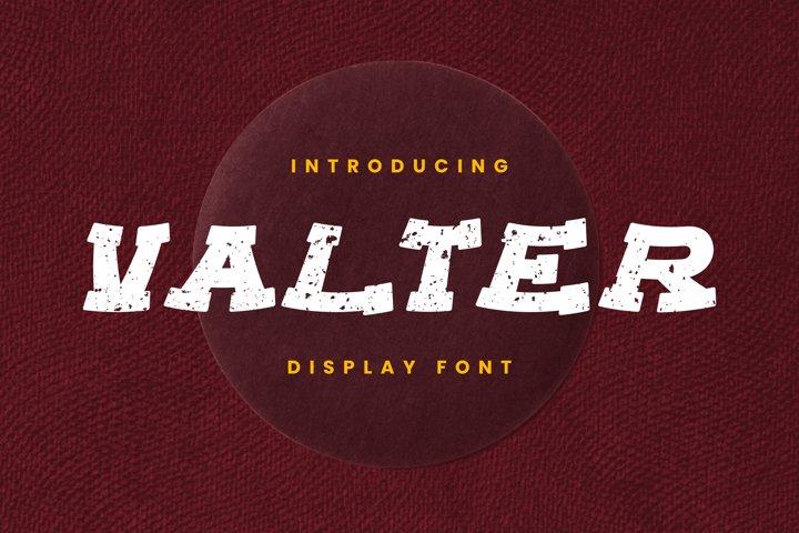Valter Font