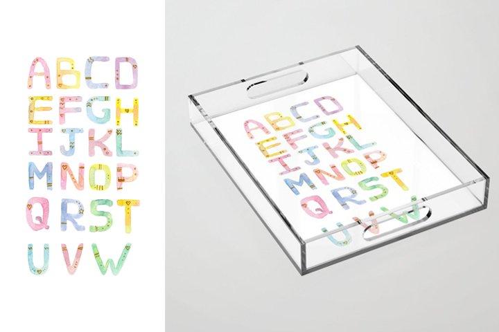 ILLUSTRATION - Hand-drawn Typography