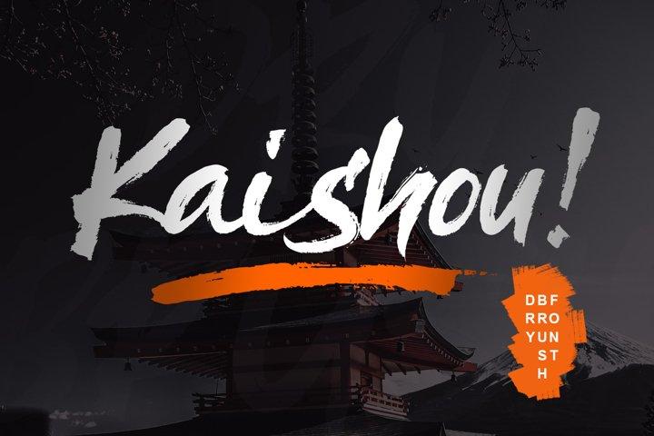 Kaishou!