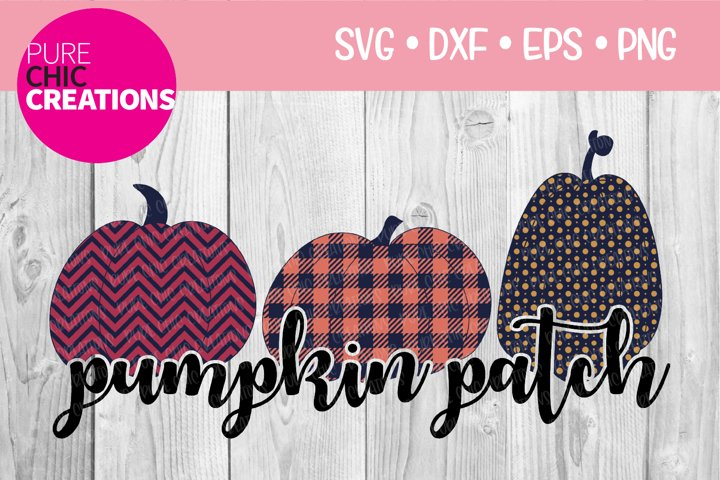 Fall SVG|Pumpkin Patch|Fall Quote SVG|SVG DXF PNG EPS