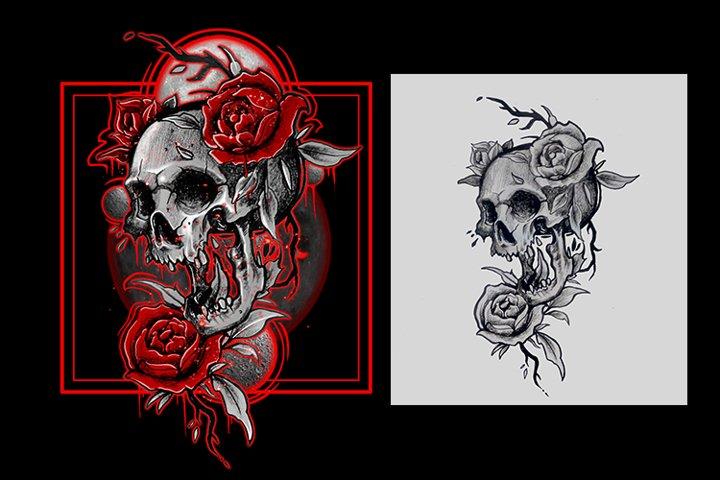 artwork illustation for your prints need