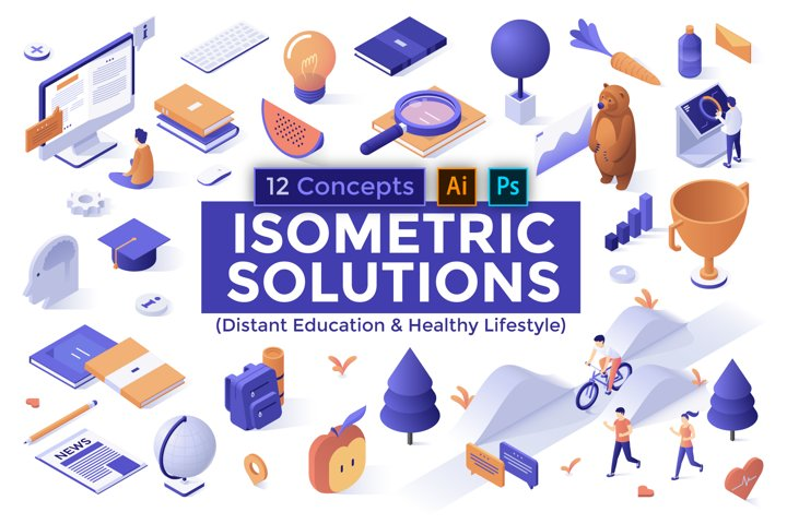 Isometric Solutions Mini. Part 1