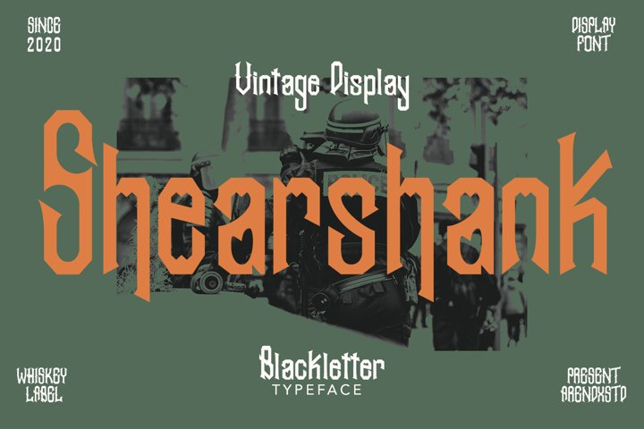 Shearshank