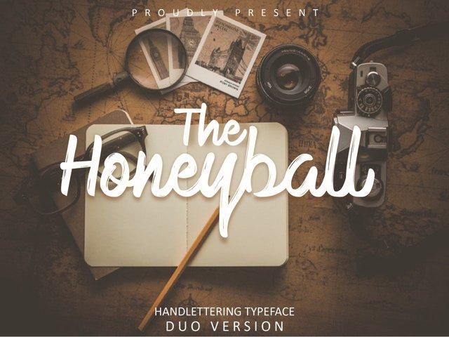Honeyball-duo version