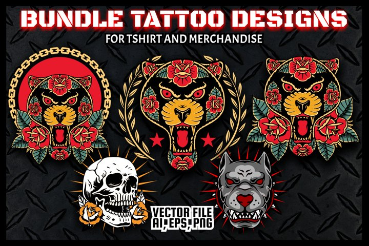 Bundle Tattoo Designs