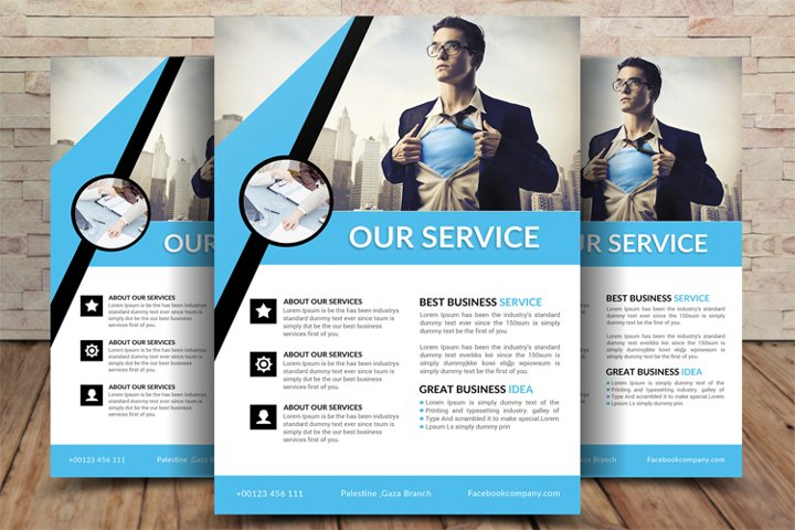 Our Service Flyer