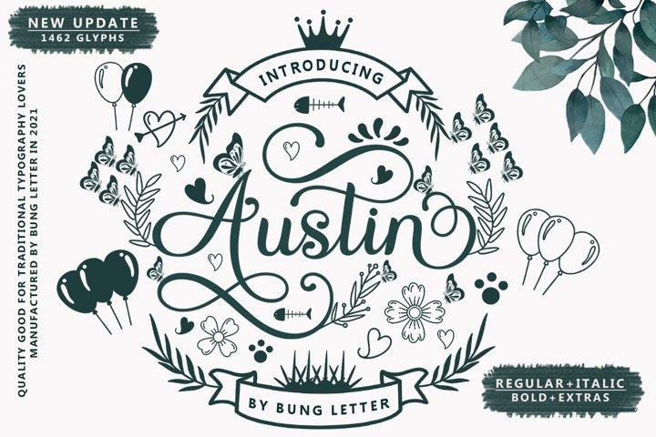 Austin - New Update