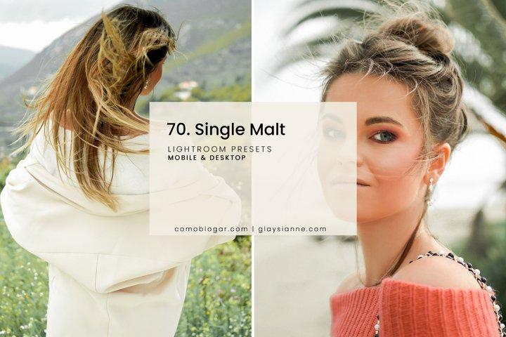 70. Single Malt Presets