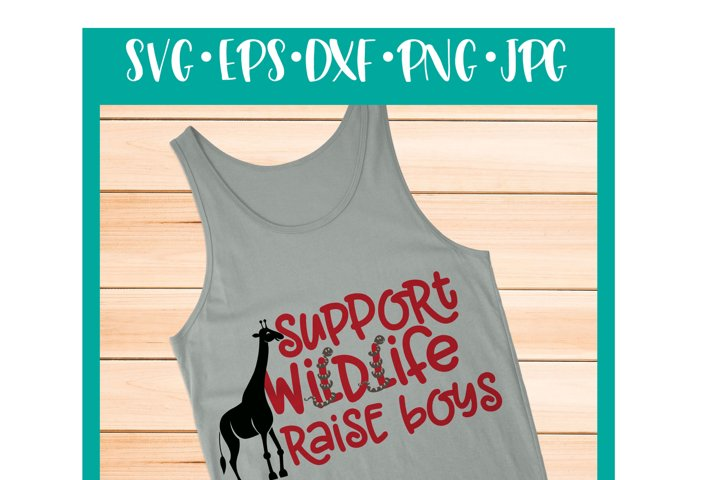 Support Wildlife SVG, Boys SVG Files, Snake svg, Giraffe svg, animal svg, dxf for Cricut, svg for Cricut, SVG for Silhouette, Commercial Use